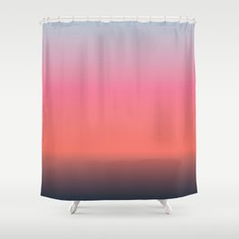 SNST:9 (Omsk) Shower Curtain