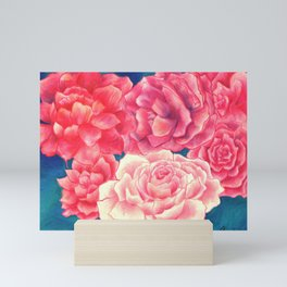 Las Rosas Mini Art Print