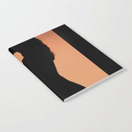 Women Silhouette Notebook