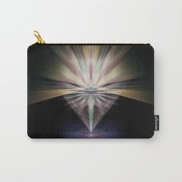 Sacred Rock [series: Glitch Re:Work] Carry-All Pouch