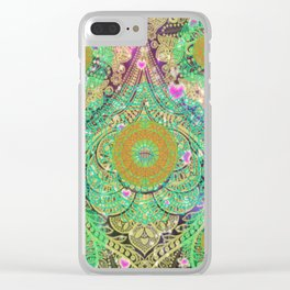 Goa Trip Clear iPhone Case