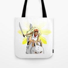 Andrea Bonifacio: San (Princess Mononoke) x Bonifacio x Gabriela Silang Tote Bag