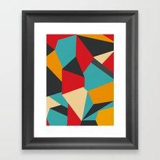 ABSTRACT 12 Framed Art Print