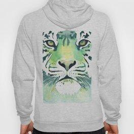 Green Tiger Hoody