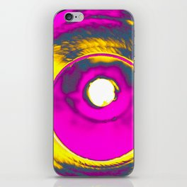 Swirl up bruh, or stop talking iPhone Skin