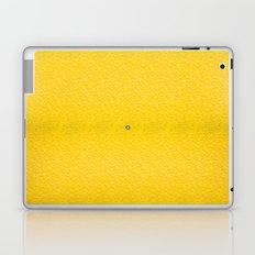 Splashy Lemon Laptop & iPad Skin