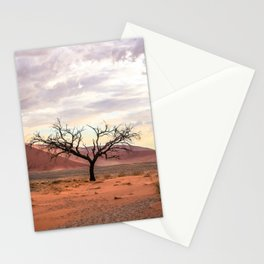 African Tree Stationery Cards