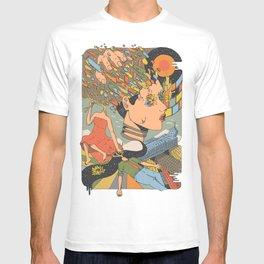 A Shattered Mind T-shirt