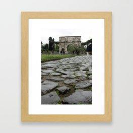 Arco di Constantine Framed Art Print