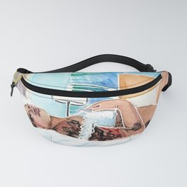 Queen Lovely  Fanny Pack
