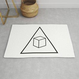 Delta Cubes Rug