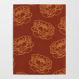 Floral Fancy Poster
