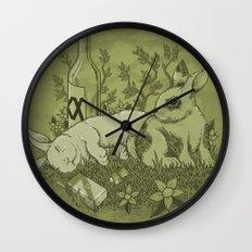 Easy Lover Wall Clock