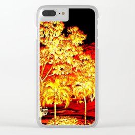 Napalm Clear iPhone Case