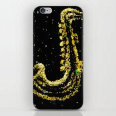 space sax iPhone & iPod Skin