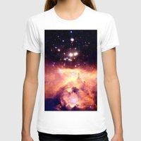 nebula T-shirts featuring nebUla : Warm Scorpius by Galaxy Dreams