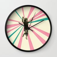 play Wall Clocks featuring Play by Cassia Beck