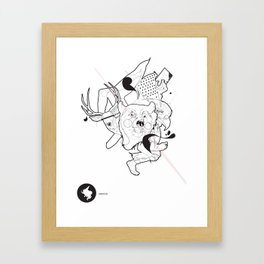 Evo Framed Art Print