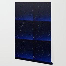 Space Stars Night Wallpaper