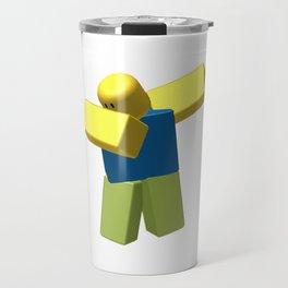 Roblox Dab Travel Mug