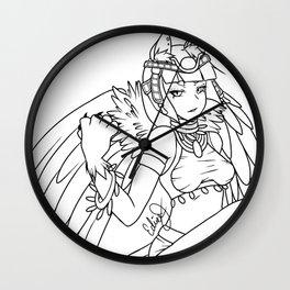 Kaya Wall Clock