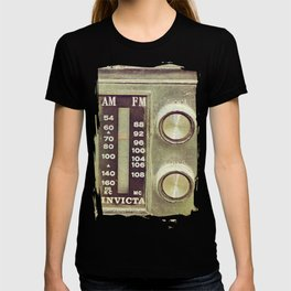 "Sundays with Grandma  - ""Analog zine"" T-shirt"