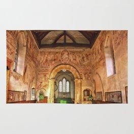 Clayton Church Interior Rug
