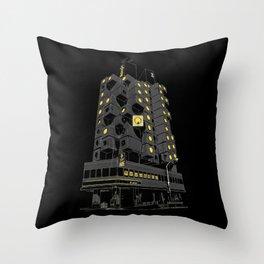 Capsule Life #1 Throw Pillow