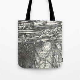 Wild Weather Tote Bag