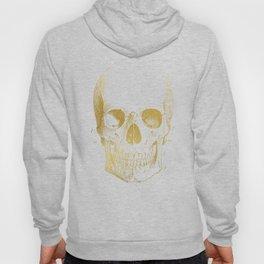 Gold Skull Hoody