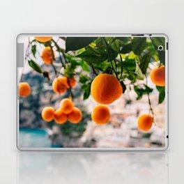 Amalfi Coast Oranges Laptop & iPad Skin