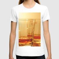 whiskey T-shirts featuring Whiskey by Vishal Wadhwani