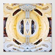 Plafond Kaléidoscope Canvas Print