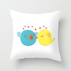 Valentines Day 4 Throw Pillow