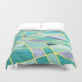 Abstract #439 Duvet Cover