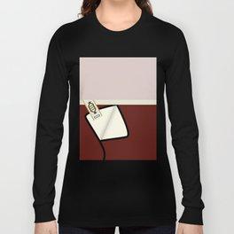 Kirk - TMP -Open - Minimalist Star Trek TMP - James T Kirk - startrek trektangles Wrath of Khan 1701 Long Sleeve T-shirt