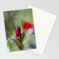 Rose #2 Stationery Cards