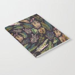 circular hot garden Notebook