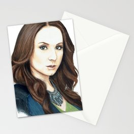 PLL - Troian Bellisario Stationery Cards