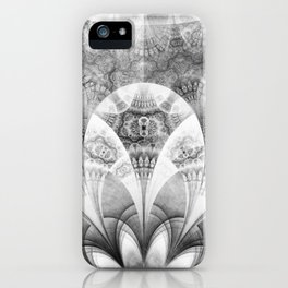 And on my canvas I'll paint a million mansions iPhone Case