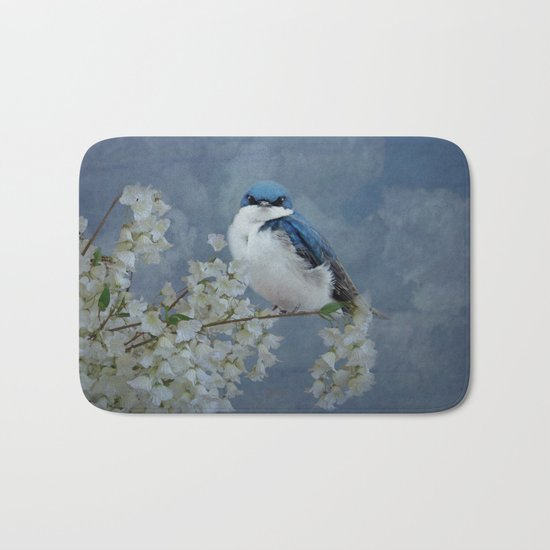 Tree Swallow Bath Mat