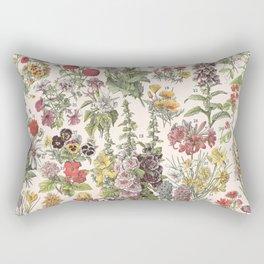Fleurs Collection I Rectangular Pillow