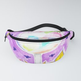 Artificial Substitution Fanny Pack