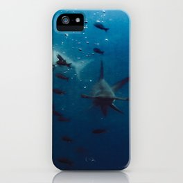 Face your fears (head on) iPhone Case