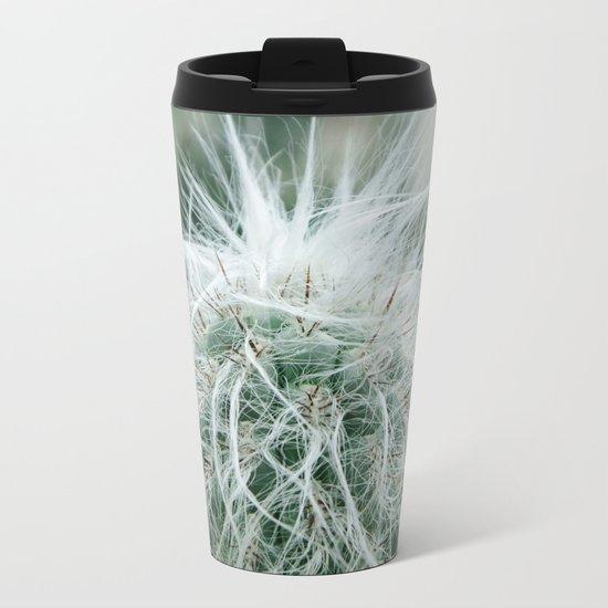 Cactus 06 Metal Travel Mug