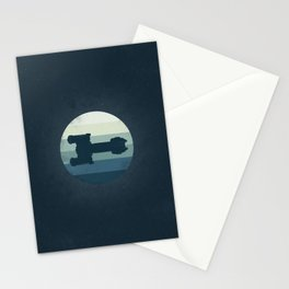 Faster Than Light - The Osprey Stationery Cards