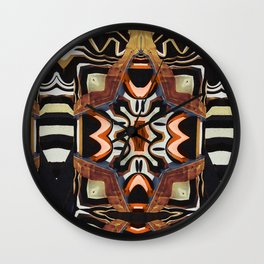 The Blessing Way Wall Clock