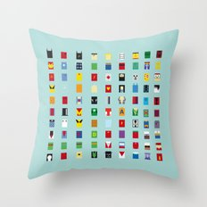 Minimalism SH Throw Pillow