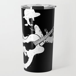 Musician playing Travel Mug