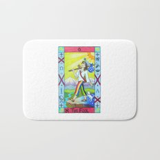 The Fool - Tarot Bath Mat